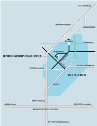 Jenton Group detailed map directions