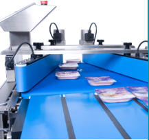 Food Pack Converger for Food Packaging Automation