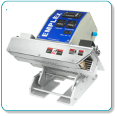 bag and pouch sealer table top validatable for medical devices