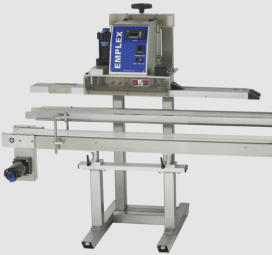 heavy duty, high speed, constant load, continuous bag sealing machines