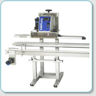 heavy duty, high speed, constant load, continuous bag sealing machines that operate with PID autotune digital temperature controllers